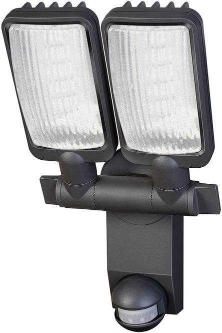 City LED-Leuchte Premium 54x 0,5W LV5405 PIR IP 44 mit Bewegungsmelder