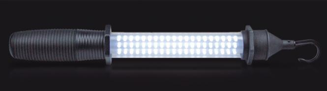 60 LED Arbeitsleuchte, wiederaufladbar, 5003RN