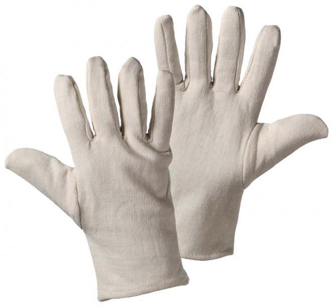 Jersey Baumwoll-Trikot-Handschuh