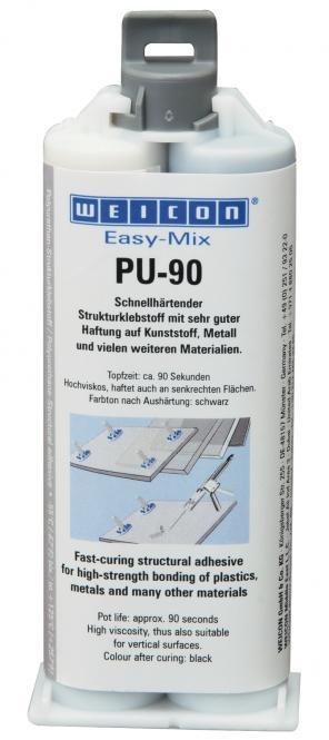 WEICON Easy-Mix Strukturklebstoff PU-90