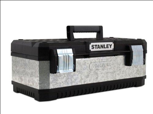 "Stanley Werkzeugbox Metall-Kunststoff, galvanisiert, 23"""