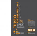 LMV Turbo Raumerfrischer Vanille