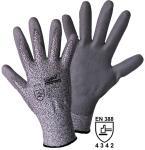Schnittschutzhandschuh CUTEXX HPPE - PU Schnittschutzlevel 3 Gr. 8 | 1 Paar
