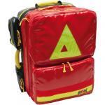 Notfallrucksack First-Responder O2 DIN 13155, O2-Flasche und Druckminderer