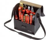 Werkzeugtasche Top-Line von Parat, mit Mittelwand
