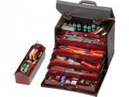 Schubladentasche Top-Line von Parat mit 5-teiligem Schubladeneinsatz
