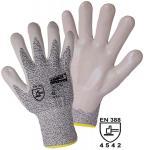 Schnittschutzhandschuh CUTEXX HPPE/Elasthan mit Glasfaser mit Nitril-Beschichtung Gr. 10   1 Paar