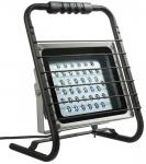 As Schwabe 40W Profi-LED-Strahler mit Gestell und Zuleitung 2 m H05RN-F 3G1.0, IP65