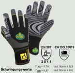 FerdyF. Schock-Absorber Mechanics-Handschuh - lange Stulpe