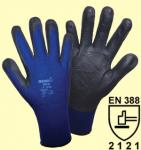 1163 SHOWA 380 NBR Foam Grip Strickhandschuh (1 Paar) Gr. 8