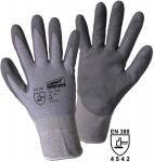 Schnittschutzhandschuhe CUTEXX HPPE/Elasthan mit Glasfaser mit PU-Beschichtung Gr. 11 | 1 Paar