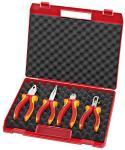 Knipex Kompaktbox 4tlg. mit VDE Werkzeugen