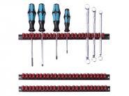 Parat Werkzeughalter / Klammer-Leisten-Set