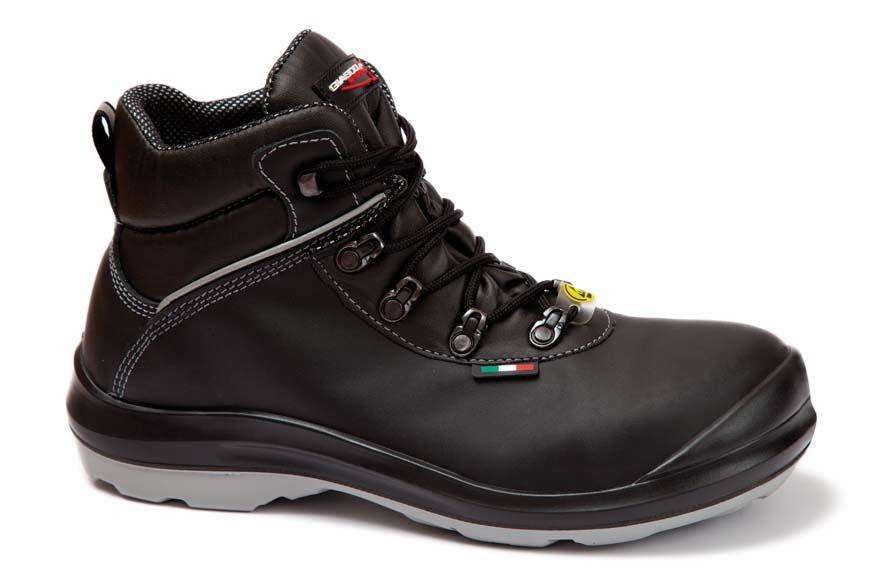 Giasco Sicherheitsschuh Damen ROSE S3 schwarz Gr 39